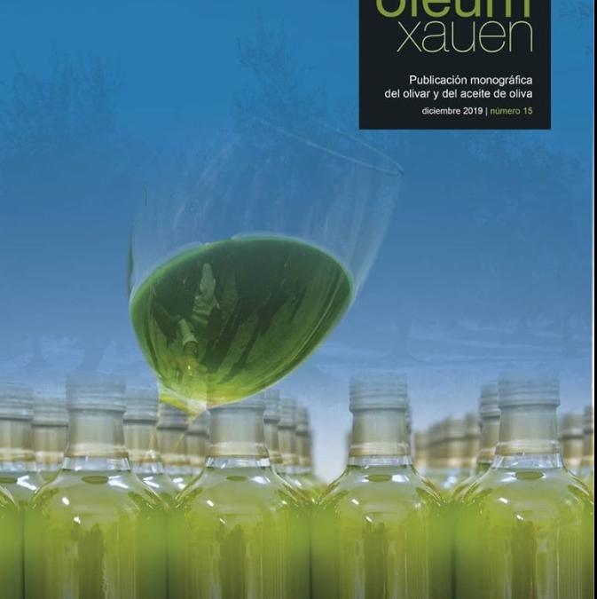 Revista Oleum Xauen. «Vamos a una situación donde olivar y almazara sean un todo»